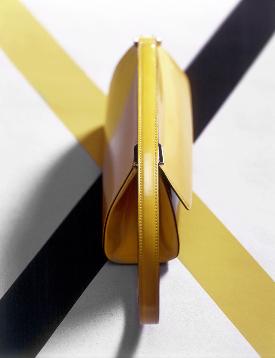 Yellow Purse | Product Still Life Photographer, Marshall Gordon