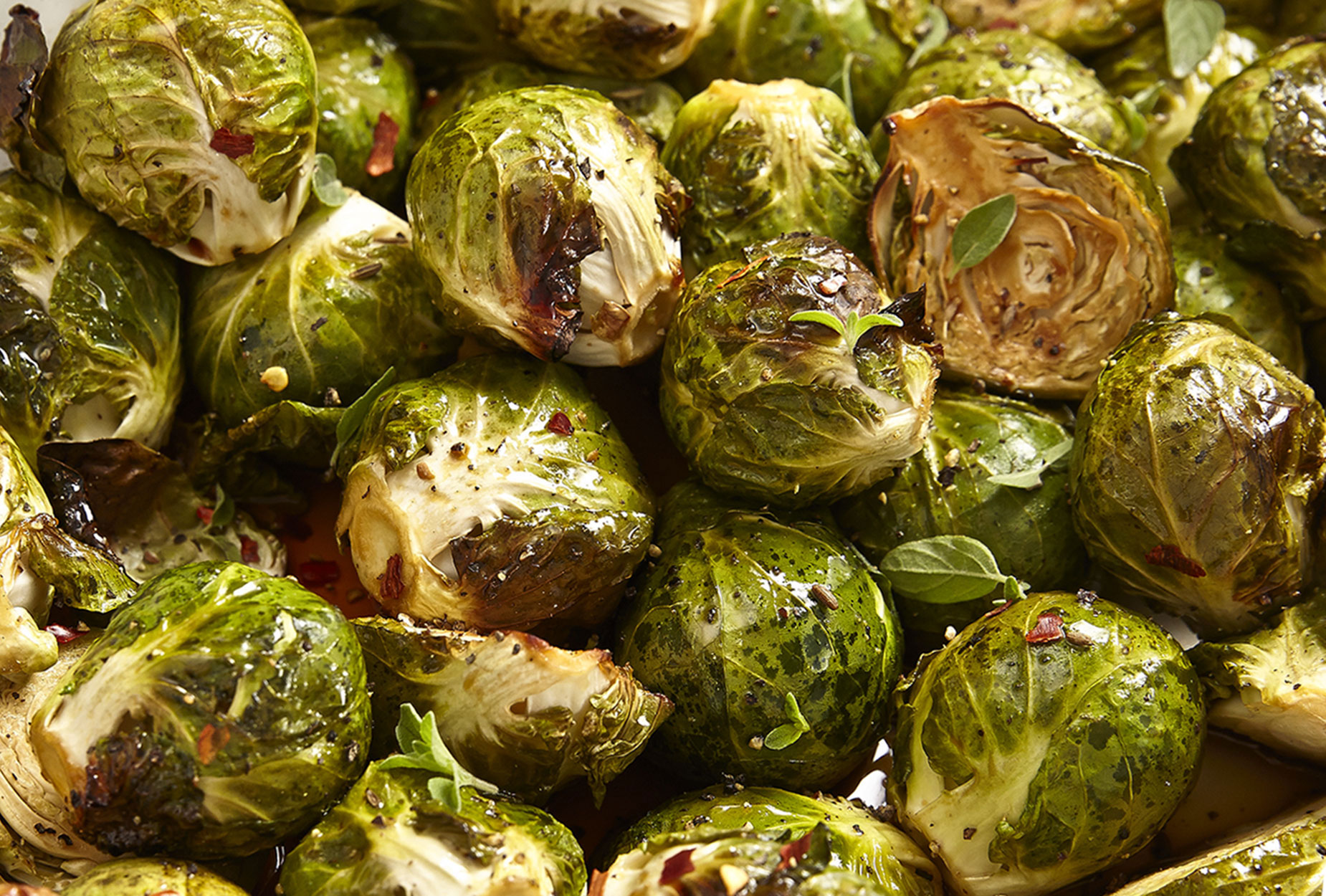 Brussels Sprouts | Food Photographer, Marshall Gordon