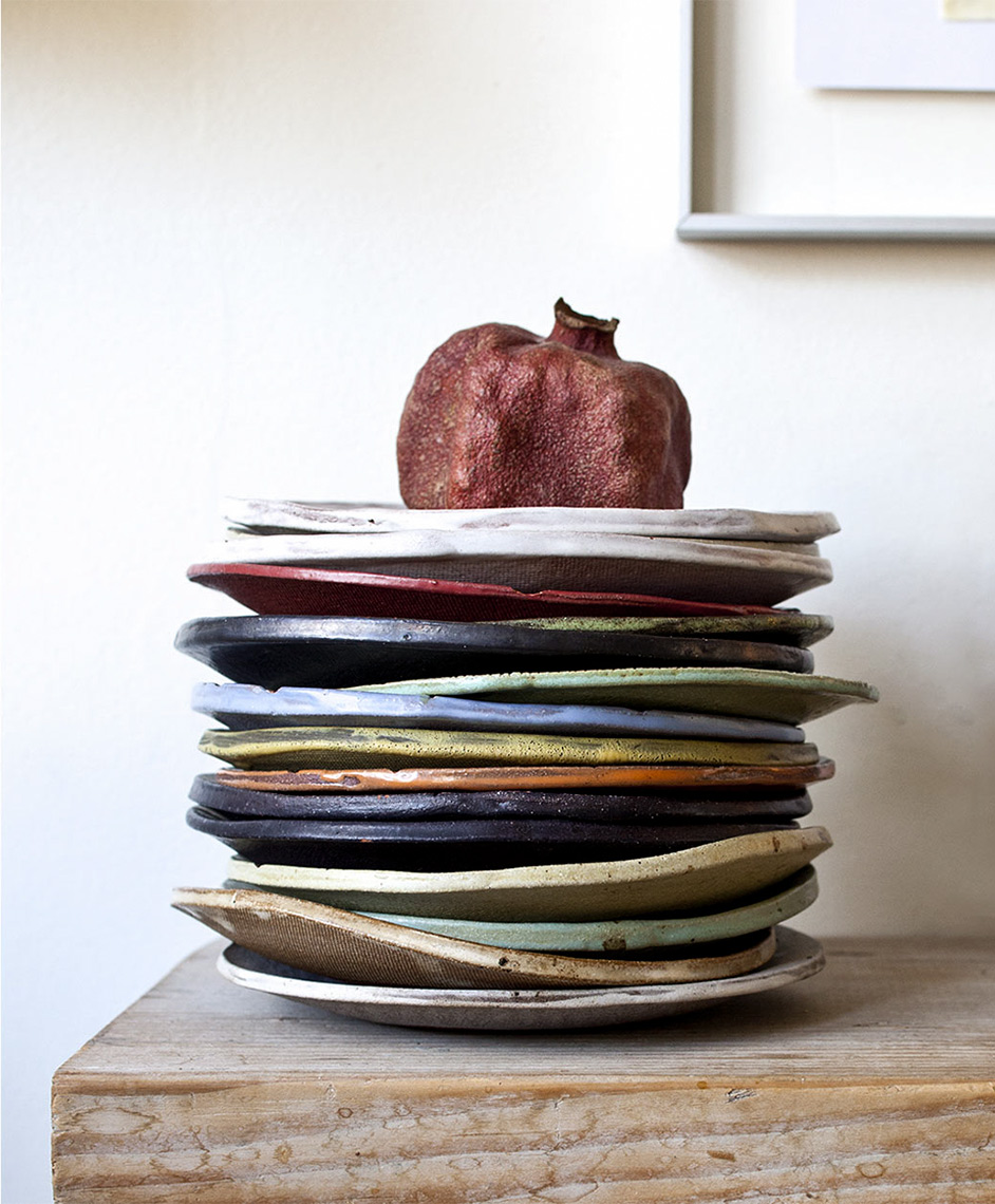 Ceramic Plates | Product Still Life Photographer, Marshall Gordon