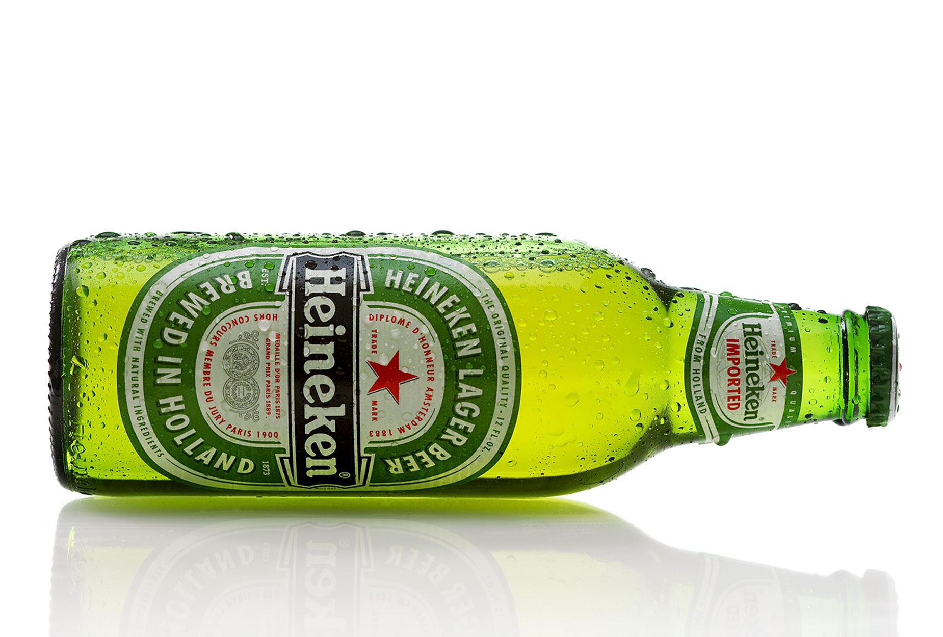 Heineken Beer | Beverage Photographer, Marshall Gordon