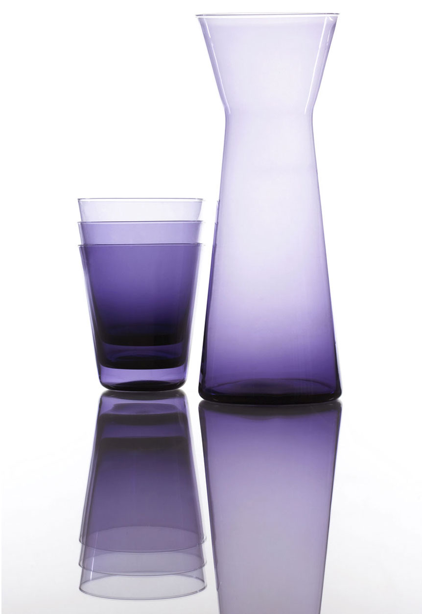 Purple Vase | Product Still Life Photographer, Marshall Gordon