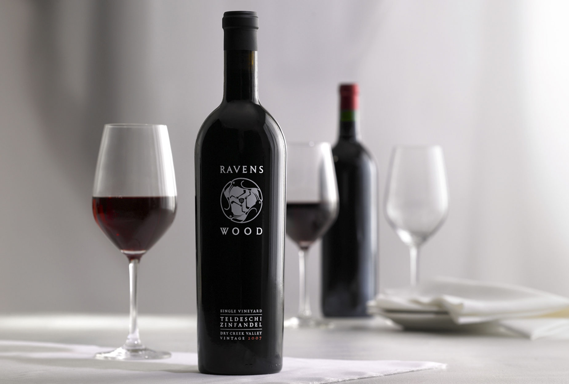 Ravenswood Zin | Wine Photographer, Marshall Gordon