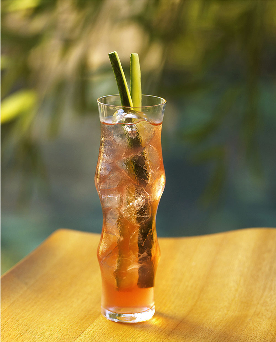 Rye Iced Tea | Beverage Photographer, Marshall Gordon