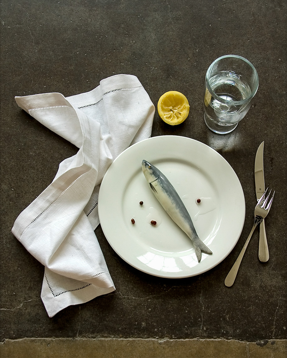 Fish | Product Still Life Photographer, Marshall Gordon
