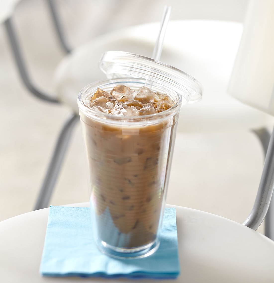 Iced Coffee | Beverage Photographer, Marshall Gordon