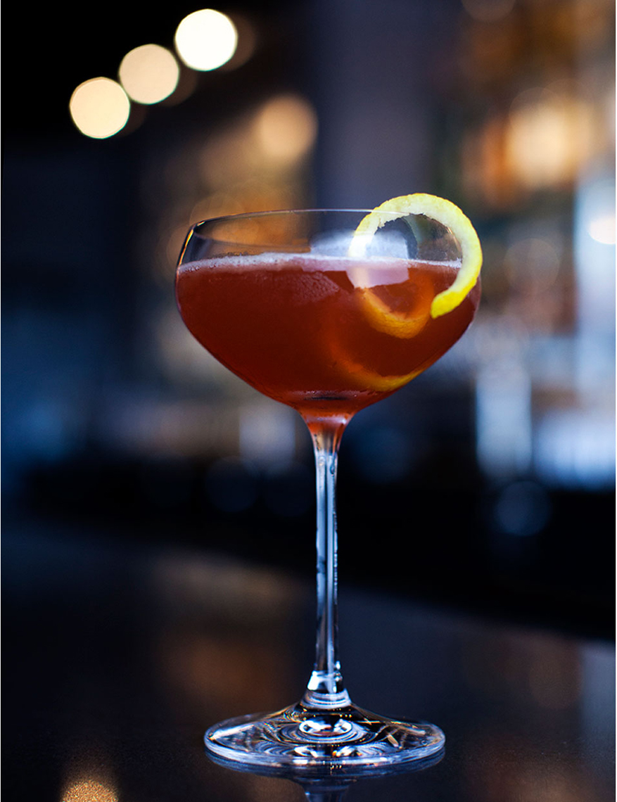 Rye Manhattan | Beverage Photographer, Marshall Gordon