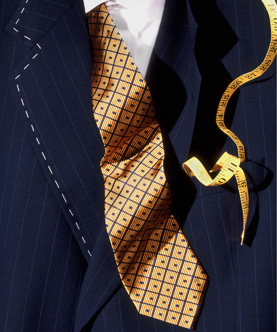 Tailored Suit | Product Still Life Photographer, Marshall Gordon